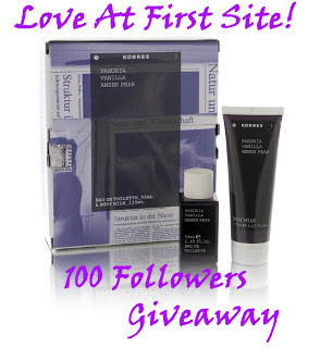 100 followers Giveaway! [CLOSED]