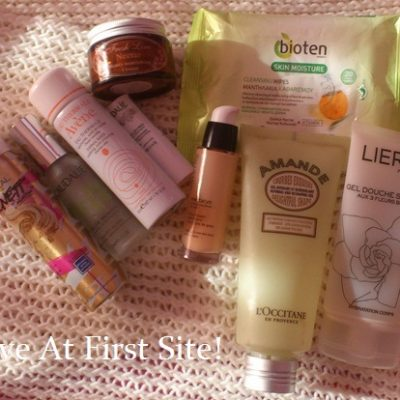 Latest empties and mini reviews… ;)