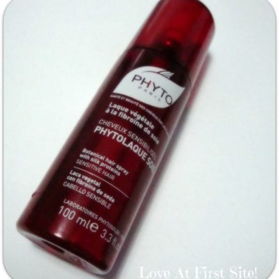 Beauty Of The Day: Phyto Phytolaque Soie Hair Spray