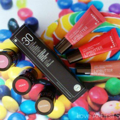 Breaking News.Korres Summer Fun! Lips & Cheeks. SS13 Limited Edition.