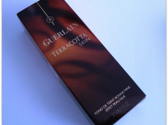 Beauty Of The Day: Guerlain Terracotta Skin in Nude
