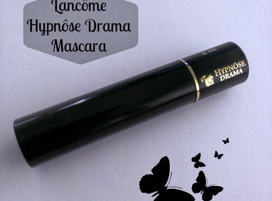 Lancôme Hypnôse Drama Mascara Review