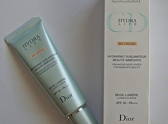 Christian Dior Hydra Life BB Crème SPF 30 – PA +++ | A review