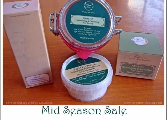 Mid Season Sale – Fresh Line Choices and Mini Reviews [Greek only]
