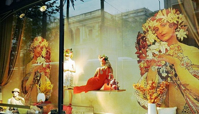 Summer beauty in the Center of Athens. In Attica Beauty Department. #mcblogawards