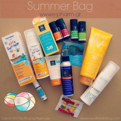 Summer Bag by e-pharm.gr [Greek Only]