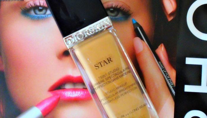 """Νέο """"Αστέρι"""" foundation από Dior – Diorskin Star"""