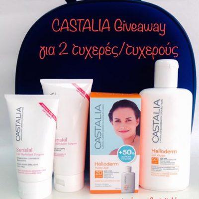 Castalia Giveaway