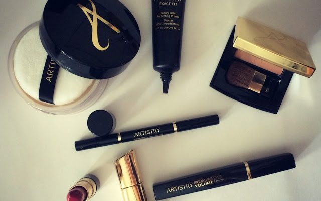 First Impression and Giveaway | Amway Artistry