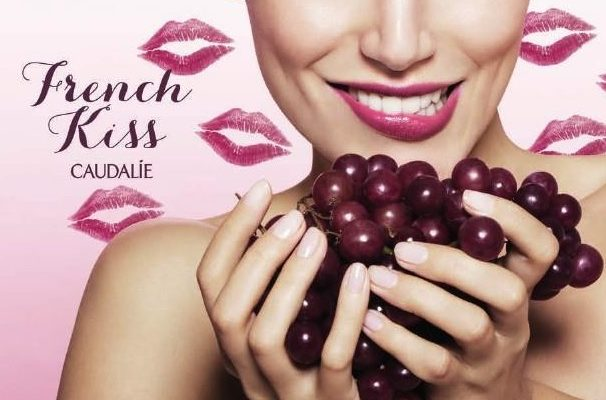 French Kiss? Oh, merci Caudalie!   New Launch