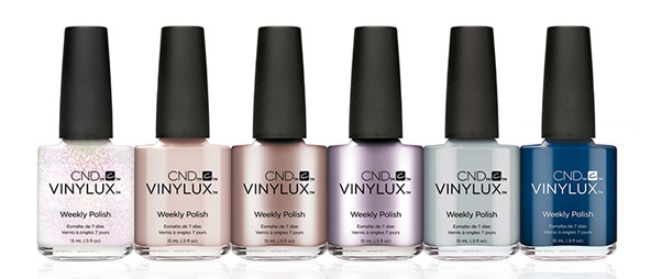 CND Vinylux Glacial Illusion | Swatches and Giveaway