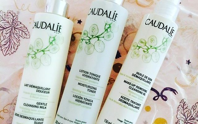 CAUDALIE NEW CLEANSERS COLLECTION 2018 | NEWS
