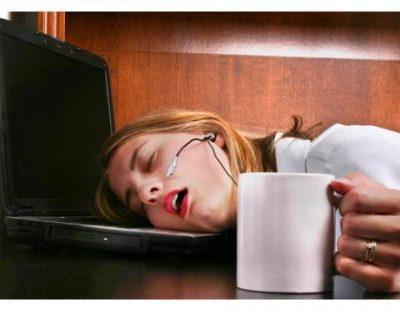 Like 8 hrs of sleep… ;)