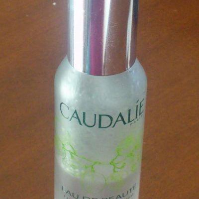 Beauty Elixir by Caudalie. A review.