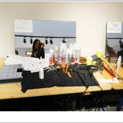 At Paris Fashion Week with Wella Proffessional and Beauty Diaries Blog! [Greek only]