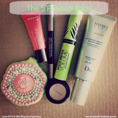 The 5 Product Face Tag