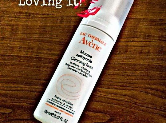 Avene Cleansing Foam