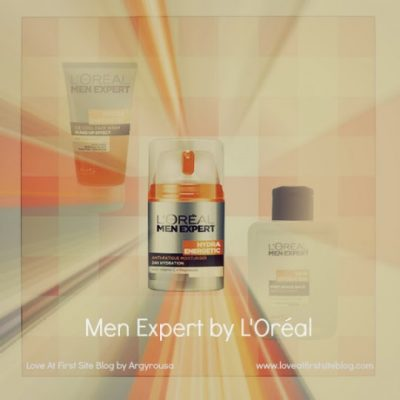 [CLOSED] MEN EXPERT Valentine's Gift Ideas for your Beau and a Giveaway! [GREECEONLY]