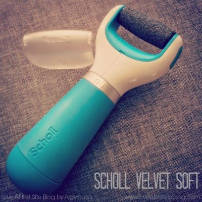 Review and Giveaway. Scholl Velvet Soft, a summer essential.[CLOSED]