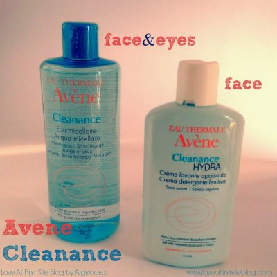 Avène Cleanance First Impressions