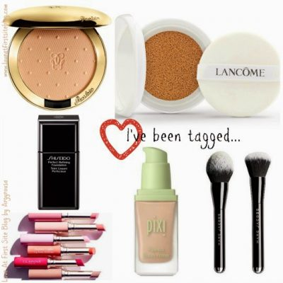 I've been tagged…Current Wishlist