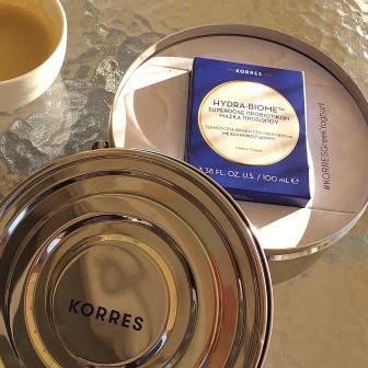 KORRES HYDRA-BIOME™ PROBIOTIC SUPERDOSE FACE MASK | NEW LAUNCH